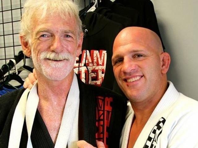 Travis Lutter Brazilian Jiu-Jitsu