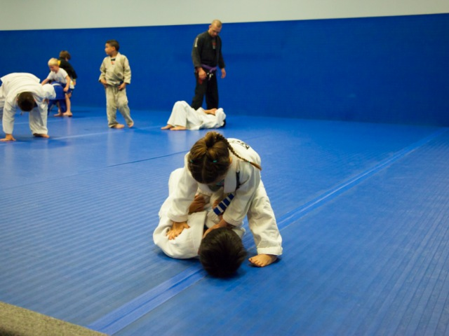Kid's Jiu-Jitsu Classes