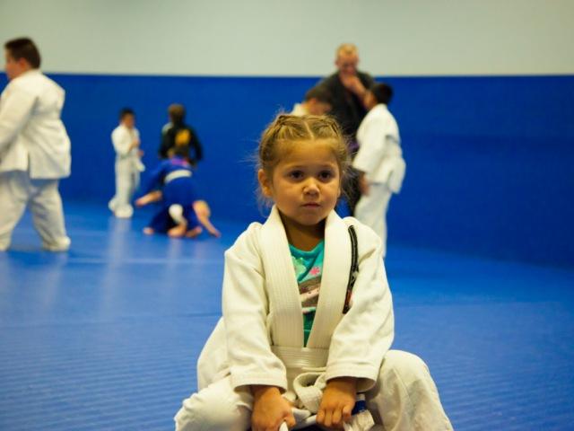 Kid's Jiu-Jitsu Class