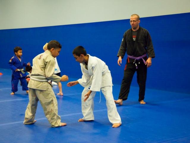 Kid's Jiu-Jitsu