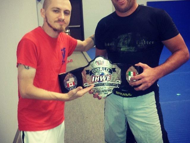 Travis Lutter MMA