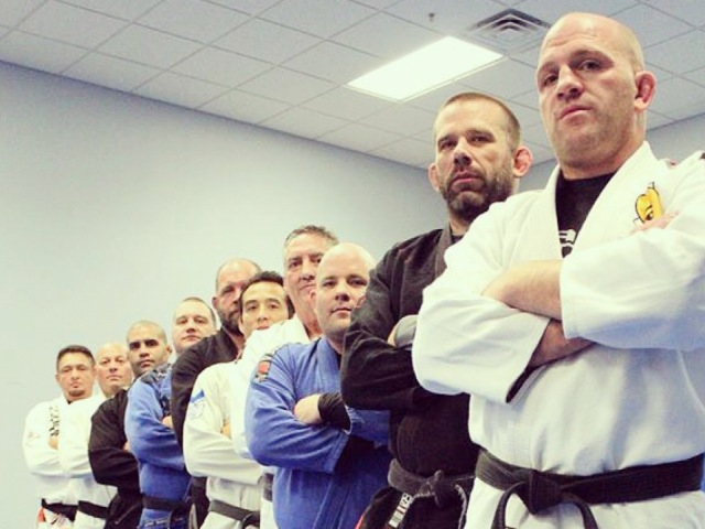 Travis Lutter Blackbelts