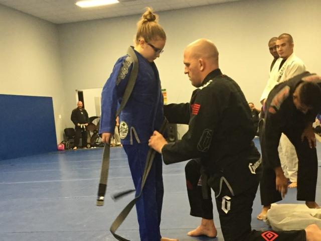 Kid's Jiu-Jitsu Stripes