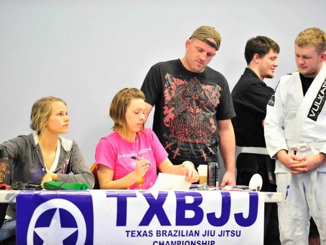 Travis Lutter Brazilian Jiu-Jitsu Tournament