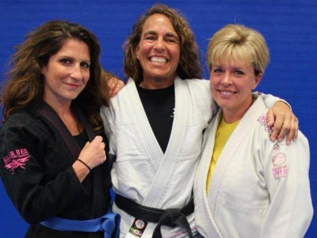Travis Lutter Women's Jiu-Jitsu
